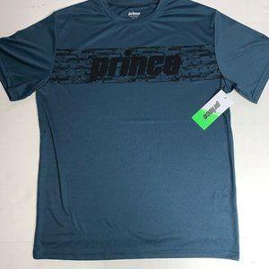 Prince Men's Graphic Tennis T-Shirt Size L